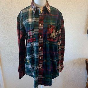 Ralph Lauren flannel button down
